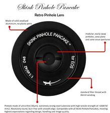 Skink Pinhole Pancake Starter Kit Canon 600D 550D 7D 5D