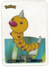 POKEMON LAMINCARDS n° 013 - ASPICOT
