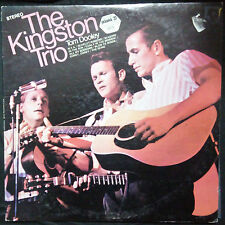 THE KINGSTON TRIO - TOM DOOLEY VINYL LP CANADIAN PRESSING