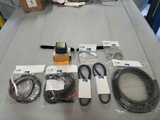 1967 Mustang Cougar 390GT Concours Lot: Belts Clamps Voltage Reg Battery Cables