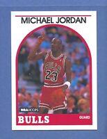 1989-90 NBA Hoops Michael Jordan CHICAGO BULLS #200 GEM MINT Quality!