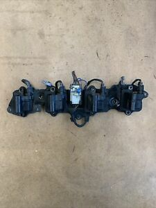 2002-2006 Chevrolet Avalanche 1500 Ignition Coil Ignitor Pack Set w/ Bracket OEM