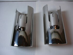 Fits Range Rover Land Rover Freelander 2  Exhaust Tips