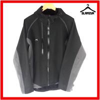 Helly Hansen Jacket M Medium Black Sevilla Softshell Water Repellent Windproof