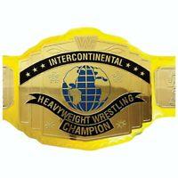 WWF World Heavyweight intercontinental Championship replica belt  WWE