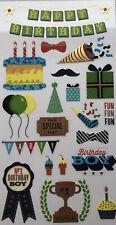 Birthday / Scrapbook Stickers