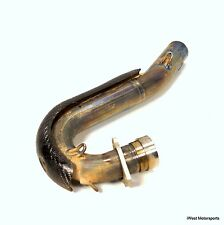 2007 Honda CRF250R CRF250 CRF 250 | Leo Vince X3 Ti Exhaust Header Head Pipe