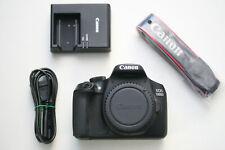 Canon EOS 1300D Body, A-Zustand / nahezu wie NEU!