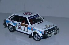 UNIQUE 1/ 43 : TALBOT SUMBEAM LOTUS gr 2 - TOIVONEN - RALLYE 1000 LACS 1981