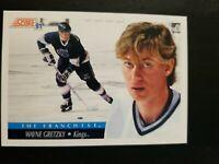 Wayne Gretzky Score 1991 The Franchise #422 Mint?