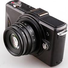 Mini 35mm D/F1.6 18° APS-C Television TV Lens/CCTV Lens For 16mm C Mount Camera