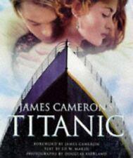 James Cameron's Titanic by Ed W. Marsh 0752224042
