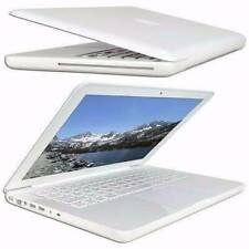 Apple MacBook Core 2 Duo P8400 2.26GHz 6GB 500GB CS6 OFFICE 13.3 whtite