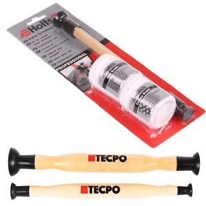 Ventilschleifpaste Einschleifpaste Grob und Fein mit Ventilläpper Werkzeug Satz