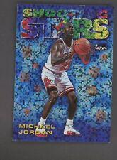 New listing 1997 Topps Shooting Stars Michael Jordan Chicago Bulls HOF
