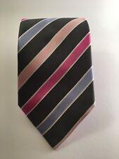 Tolle Krawatte von Giorgio Redaelli Made in Italy 100% Reine Seide