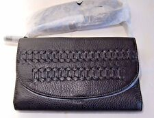 Fossil Sophia Cross Body Bag Wallet Convertible Black $118 NWT EXPEDITED SHIP