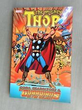 THE MIGHTY THOR GODS, GLADIATORS & GUARDIANS OF THE GALAXY TPB VO NEUF/ MINT