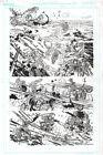 Birthright+43p13++++Andrei+Bressan++++original+comic+art++Joshua+Williamson