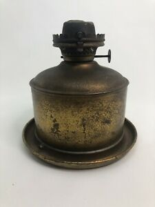 Vintage Perko oil fount lamp lantern