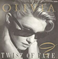 Olivia Newton-John - Twist Of Fate / Jolene (Vinyl-Single 1983) !!!