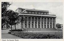 Dessau. Das Dessauer Theater 1942