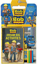 NEW. BOB THE BUILDER. TEAM BOB ACTIVITIES. 9781474842198