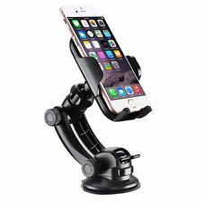 NEW Car Phone Mount Washable Strong Sticky Gel Pad w/ One-Touch Dashboard