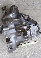 DAIHATSU CB, 5SPEED MANUAL GEARBOX, 2X4, FITS CHARADE G11 MODEL 1985-87, USED.