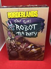 TINY TINA'S ROBOT TEA PARTY BORDERLANDS 1 2 3 2K Pax CARD GAME Gearbox New 2019