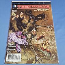 Teen Titans Annual #3 Volume 4 NM DC Comics Uncertified