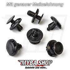 10x Befestigung Clips Radhaus Halterung für Suzuki Fiat Toyota   0940907332
