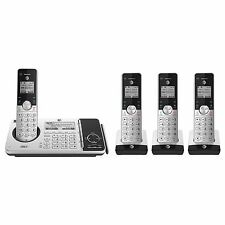 AT&T DECT 6.0 Wireless 4-Handset Landline Cordless Home Phone Answering System