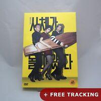 Over My Dead Body .DVD (Korean)