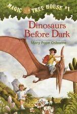 Dinosaurs before Dark by Mary Pope Osborne (Paperback, 1992)
