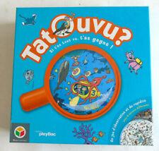 JEU DE SOCIETE ENFANTS TATOUVU PLAYBAC 5-99 ANS JOUET TOY GAME