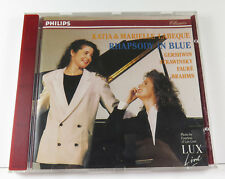 Katia & Marielle Labeque Rhapsody in blue Philips 426 435-2