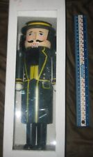 "New 14"" Green Bay Packers Holiday Nutcracker - retired Memory Company Licensed"