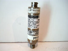 Used Sensotec Pressure Transducer 060-G300-02, FPG2BJ.2N5B6A1Y9D,15 PSIG, 20mA