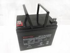 Batteria Agm 35 Ah /20hr 12V - Deep Cycle - Pulizia Industriale - Camper-Nautica