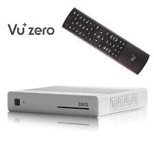 Vu+ Plus Zero E2 Linux Full HD H265 Assis 1x DVB-S2 Récepteur Blanc Blanc