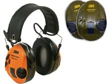 Peltor Ear Defenders SportTac Electronic Shooting protection auditive 3 m