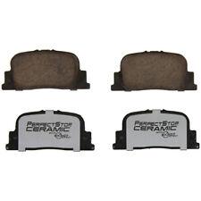 Disc Brake Pad-Brake Pads Perfect Stop PC835