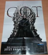 Clippings Poster Plakat GAME OF THRONES Arya Stark Maisie Williams Season 8 A1
