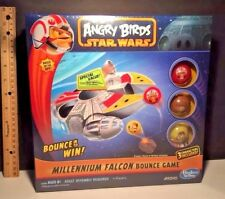 ANGRY BIRDS STAR WARS MILLENNIUM FALCON Bounce Game BRAND NEW & SEALED Hasbro