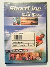 ShortLine w/Drew Ross (DVD) Waterski Instructional, Training, Slalom, Guide, Pro