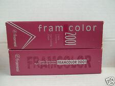 Framesi 2001 FramColor Professional Cream Hair Color (Levels 8 & Up) ~ 2 fl oz!!
