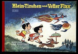 Klein-Tinchen und Vetter Flax, 12. Buch Märchen und Abenteuer von J. Fr. Entelma