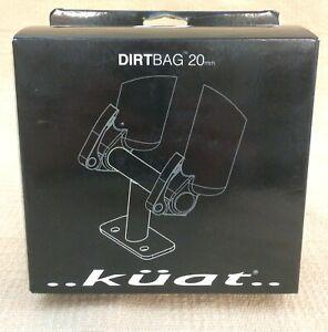 Kuat DirtBag 20mm x 110 Thru Axle Adapter Truck Bed Fork Mount Bike Tire Rack