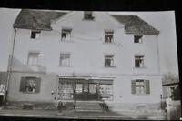 Foto AK Dorf Laden um 1910 Werbung Schaufenster Reklame Persil Colonialwaren